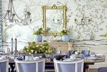 Dining Room Designs / Dining room design and decor ideas