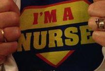 My Nursing Career / Cardiac nurse by trade. I've never met a rhythm I didn't like.