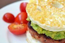 Breakfast / Amazing food ideas to kick start your day!