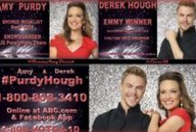 Team Amy and Derek / DWTS 18