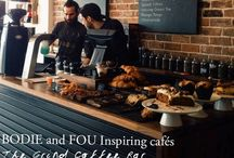 · s t o r e s · c a f e · i d e a s · / Home decor inspiration -★- Shops stuff, restaurants, coffees, bars, ideas, stores... / by Hana Home