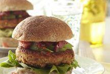 veggieburger, crocchette, polpette vegetariane