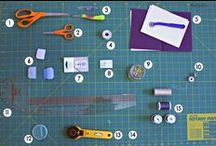 Sewing 101 / New to sewing or just need to brush up on the basics? This board will catch you up.