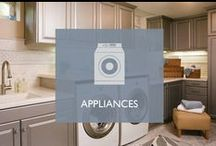 Appliances / Appliance inspiration for your new home.
