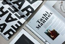Layout / Typography, Design, Graphic Design, Editorial, Print, Type, Book, Magazine