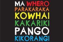 Te Reo Māori