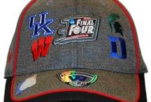 2015 College Basketball Final Four / Gear for the final four teams in the 2015 NCAA College Basketball Final Four. Products feature the Kentucky Wildcats, Duke Blue Devils, Michigan State Spartans, and Wisconsin Badgers. All can be purchased at www.sportingup.com!