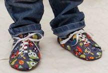 """Kundenfotos """"Babyschuhe mit Schnürsenkeln"""" / Kundenfotos """"Babyschuhe mit Schnürsenkeln"""": http://www.kreativlaborberlin.de/naehanleitungen-schnittmuster/suesse-babyschuhe-mit-schnuersenkeln/"""