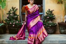The whole 9 yards / Sarees