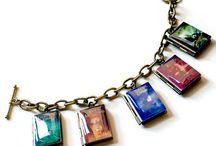 Book Locket Bracelets
