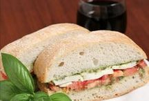 Sandwiches & Wraps / Sandwich and wrap recipes and ideas
