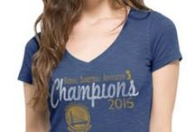 2015 NBA Finals Champions / Products featuring the 2015 NBA Champion Golden State Warriors.  Shop now at www.sportingup.com to get yourself geared up!