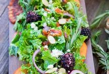 Salads and Dressings / Salad & salad dressing recipes and ideas.