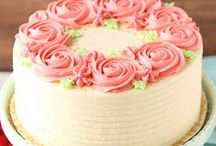 Cake and Cookie Decorating / All things cake, cupcake and cookie decorating ideas
