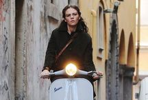 Vespa Girls / All about Vespa and Beauty