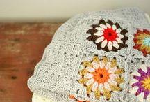 Granny Square & Crochet LOVE / Granny Squares
