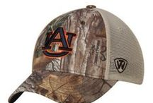 2015 College Camo Prey Hats / Pull the hunter out of you (or your husband) this season with these adjustable realtree camouflage mesh hats. Perfect to support your team on gameday and keep your face shaded during hunting season!