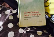 Creating clarity without clutter / All things that have to do with removing things that create chaos in the mind & body