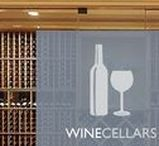 Wine Cellars / The best places to store your beloved wine collection.