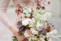 Autumn Wedding Inspiration / We've put together some of our favourite autumn wedding inspiration.