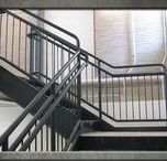 Handrail Bending Examples / You use handrails every day, but do you ever notice the craftsmanship that goes into making them?