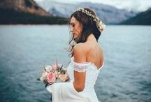 Destination Weddings / Inspiration for weddings celebrated abroad - wedding photography, flowers, dresses and details.