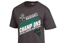 2016 College World Series CWS National Champions / Congratulations to the Coastal Carolina Chanticleers on their first College World Series CWS Baseball National Championship title!  Buy your team memorabilia now with code PINCCC for 10% off!