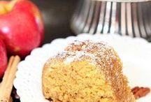 Cakes & Pies / Cake and pie recipes
