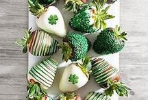 St. Patrick's Day Ideas / St. Patrick's Day Food and Drink Recipes