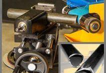 Ercolina Ornamental & Metalworking Machines