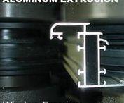 Aluminum Extrusion Samples