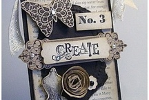 Stampin Up! / My LOVE for everything Stampin' Up! Paper and stamping products! / by Donna Lubker