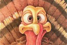 Thanksgiving / by Vanessa Sheppard