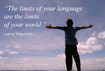 Languages/Les Langues / Facts, articles and quotes about foreign languages for all.