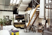 Rooms / Inspiration for Moshé's latest interior design projects, both residential and commercial.