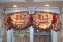 Beautiful Curtains / by Vanessa Sheppard