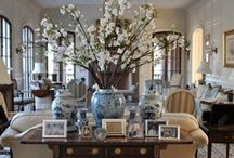 Beautiful Living Rooms / by Vanessa Sheppard