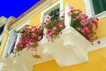 Beautiful Balconies / by Vanessa Sheppard