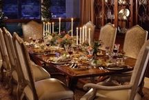 Beautiful Dining Rooms / by Vanessa Sheppard