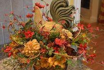 Floral Arrangements / by Vanessa Sheppard