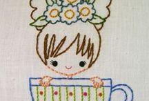 embroidery / by Maria José Silva