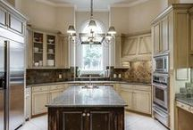 Luxury Kitchens, Southlake, Texas. / Updated to the height of luxury, Southlake kitchens boast some of the finest updates and modern features found in homes today..  Real Estate Listed for Sale is located in Southlake, Texas.