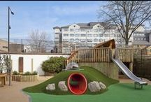 Garden Design - Play Spaces / Good design in school spaces is vital for pupils' imagination and can bring a community together