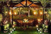 Enchanting outdoors