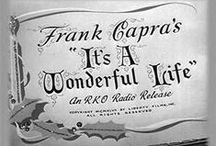 It's a Wonderful Life / The Best Christmas Movie Ever!! / by Diane Neff