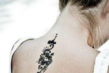 ink / piercing