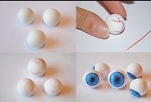 How to make Fondant Eyes