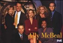 Ally McBeal / Just rediscovered one of my favorite shows from back when...