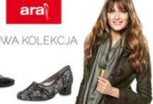 ARA - newcolection / Nowości firmy ARA dostępne w sklepach ZEBRA http://zebra-buty.pl/nowosci