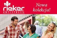 RIEKER - new collection part. 2 / Nowa kolekcja marki Rieker dostępna w sklepach Zebra http://zebra-buty.pl/